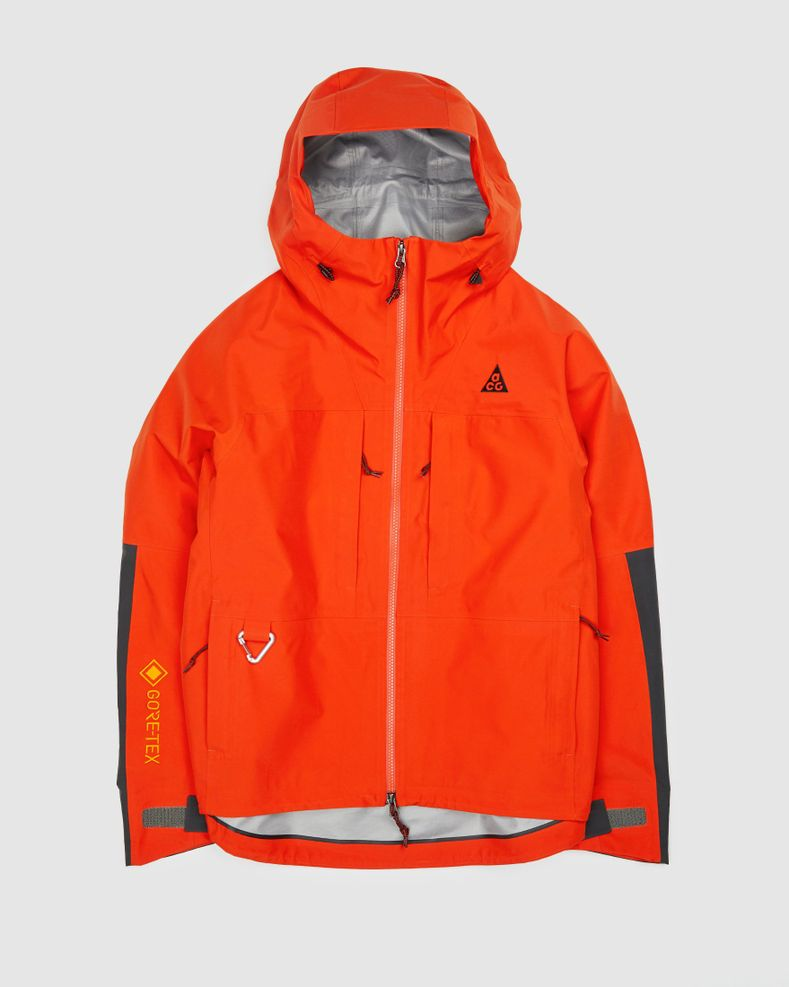 "Nike ACG Gore-Tex ""Misery Ridge"" - Orange - Men's Jacket"
