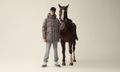 Giddy Up Your Wallets for the New Aimé Leon Dore x Woolrich Collab