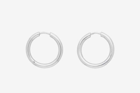 Classic Hoop Medium Earrings
