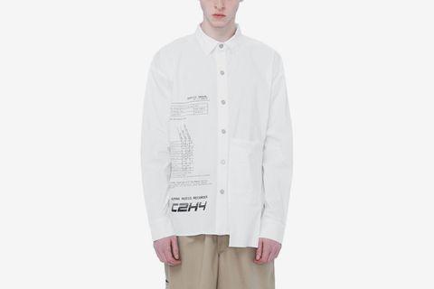 Instruction Print Shirt
