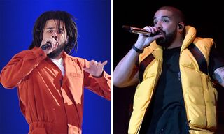 "Drake Texted J. Cole ""I Hate You"" After 'KOD' Dropped"