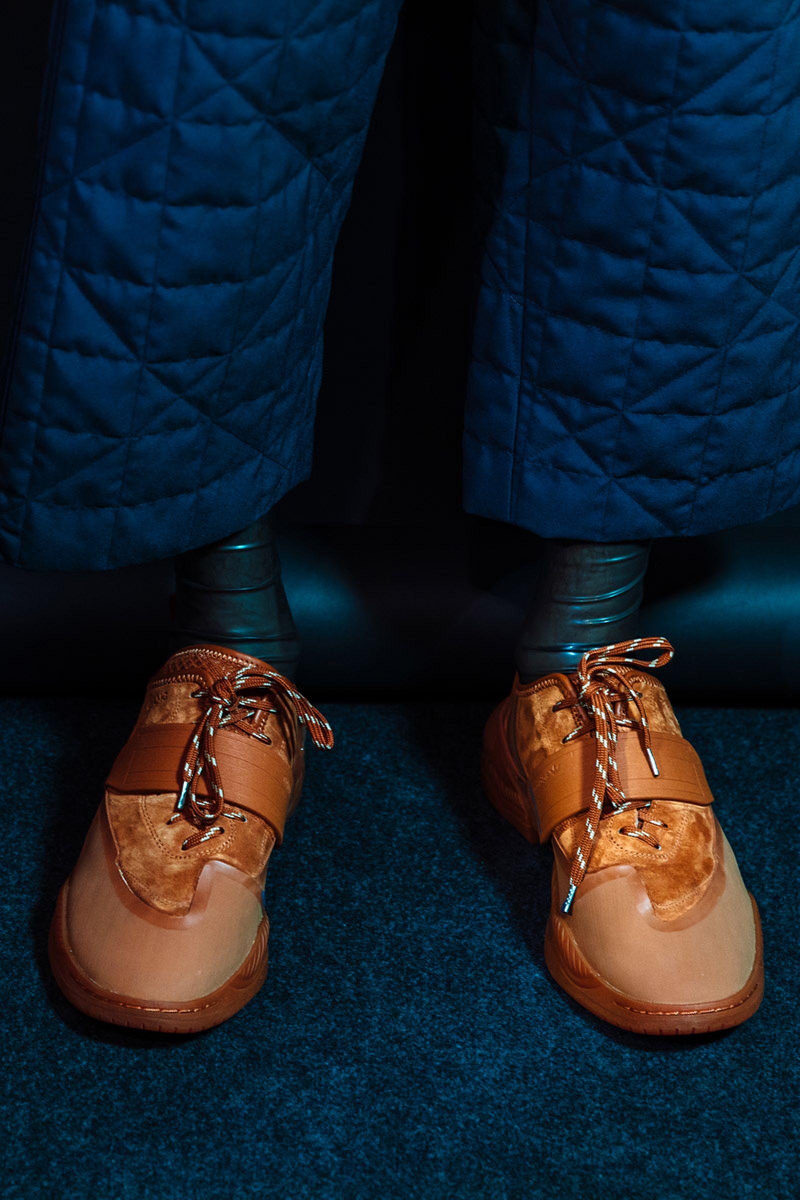 MFW19 Paris OAMC JulienTell 12 Adidas Heron Preston Nike