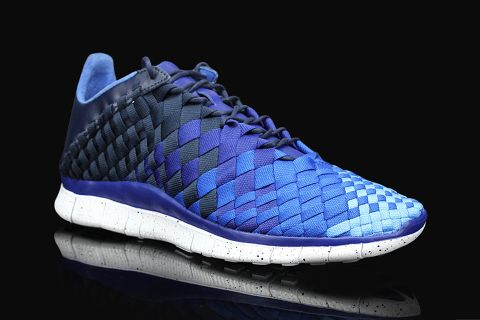 buy popular aea8e 039a3 The Nike Free Inneva Woven is made with an intricate, 360-degree woven  pattern that works with the laces to wrap around your foot for a glove-like  fit.