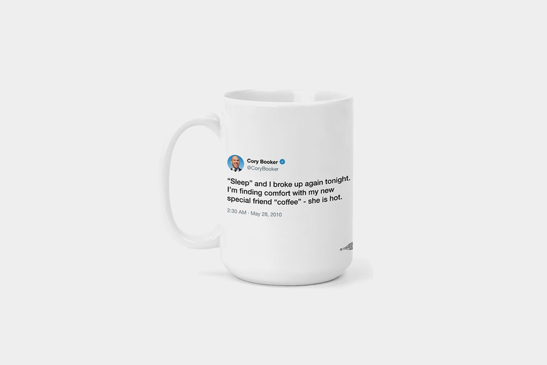 Cory Tweet Mug