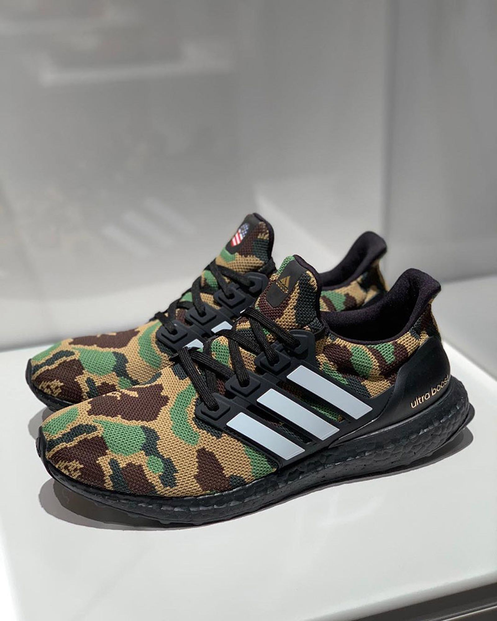bape adidas ultra boost release date price official
