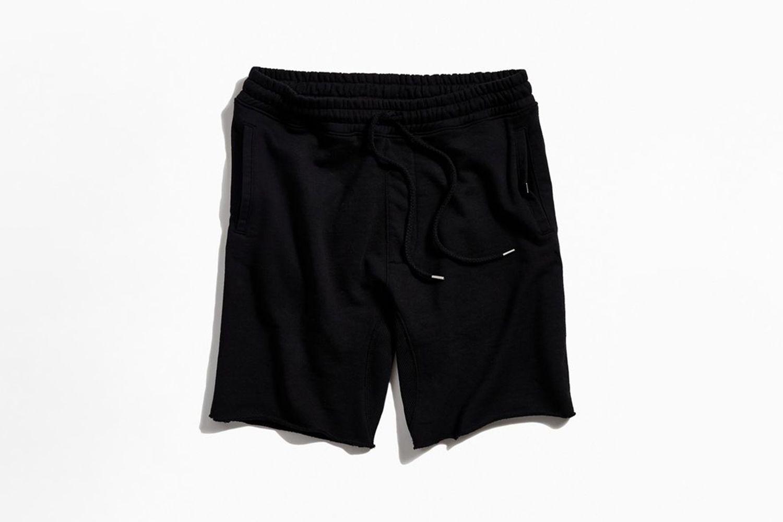 Pierce Dyed Knit Short