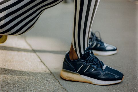 Parker Kit Hill Hits the Streets of NYC in the adidas ZX 2K Boosts 30