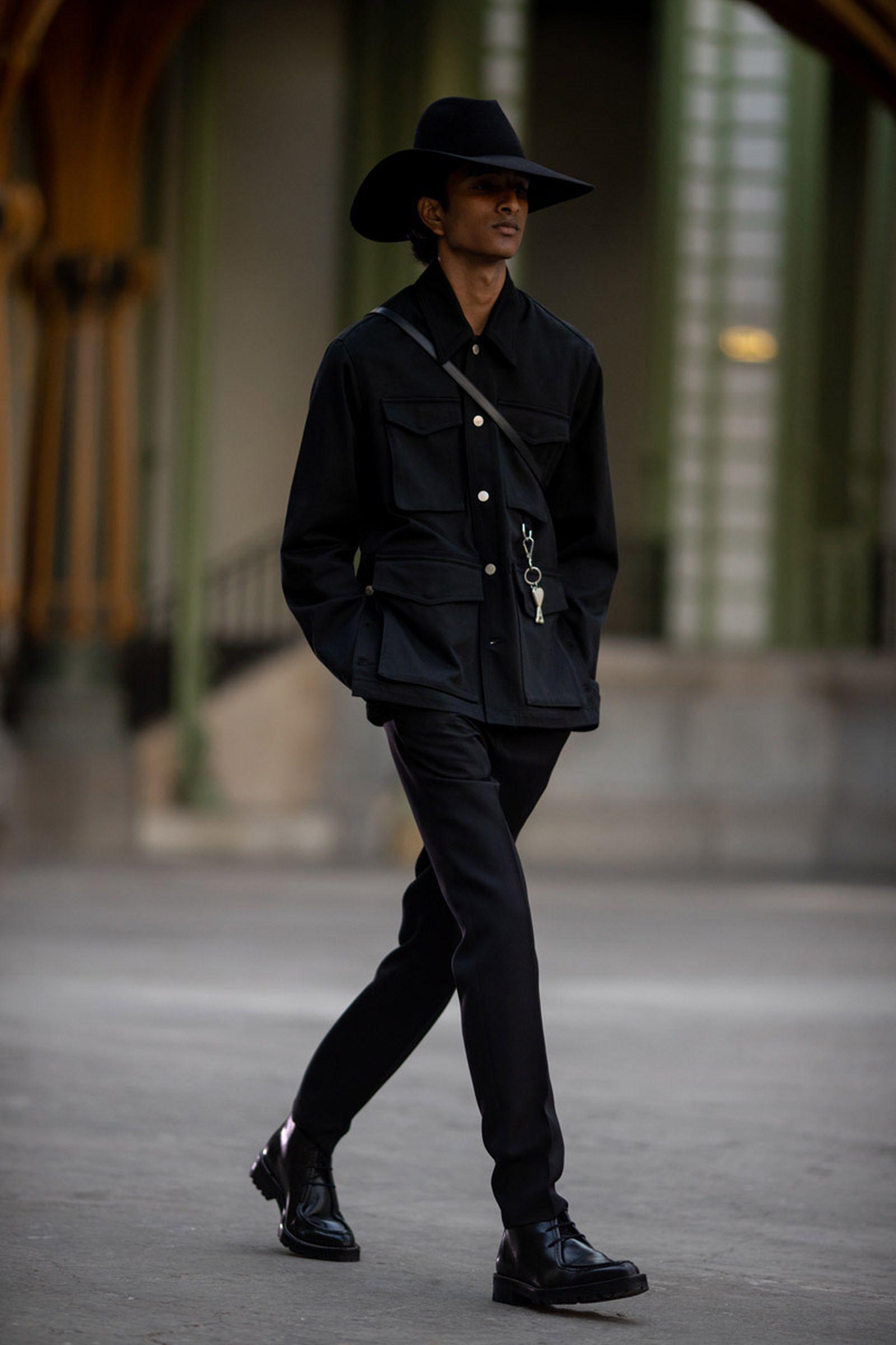 MSS20 Paris Ami EvaAlDesnudo ForWeb 03 paris fashion week runway