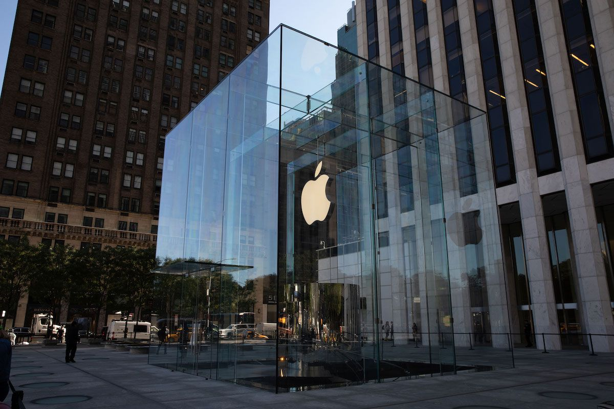 Apple's NYC Cube Store Is Reopening With Twice the Size