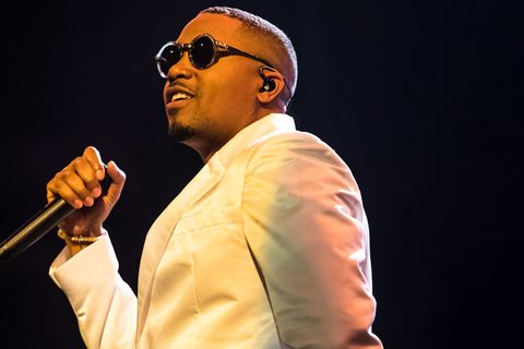 NAS performs at Bankers Life Fieldhouse