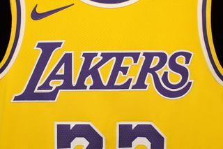 best service 95967 e33d9 LeBron James Showtime-Inspired Lakers Jersey: Where to Buy