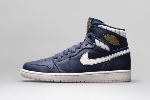 "best website c8035 2ef71 Nike Air Jordan 1 ""Jeter"""