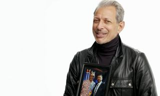 Watch Jeff Goldblum Break Down Some of His Best Outfits
