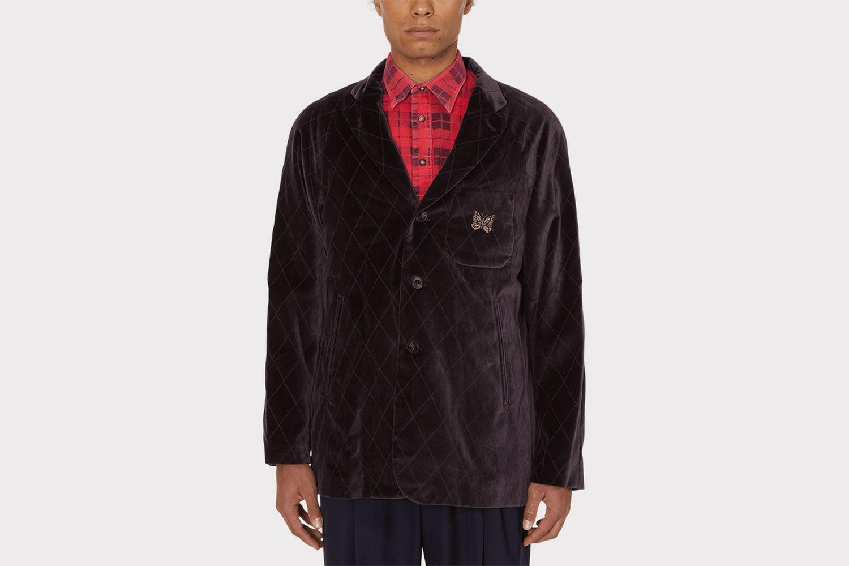 Raglan Jacket
