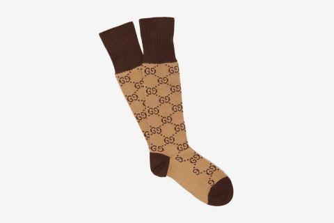GG-Intarsia Socks