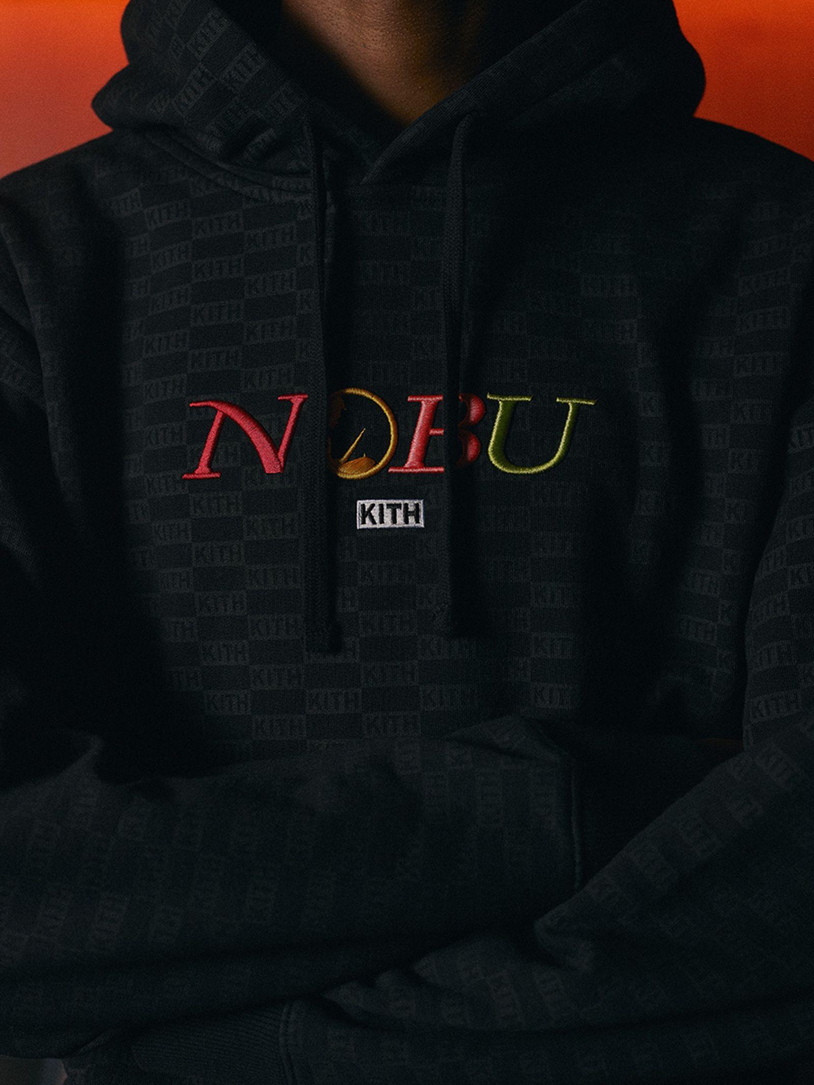 KITH Nobu hoodie