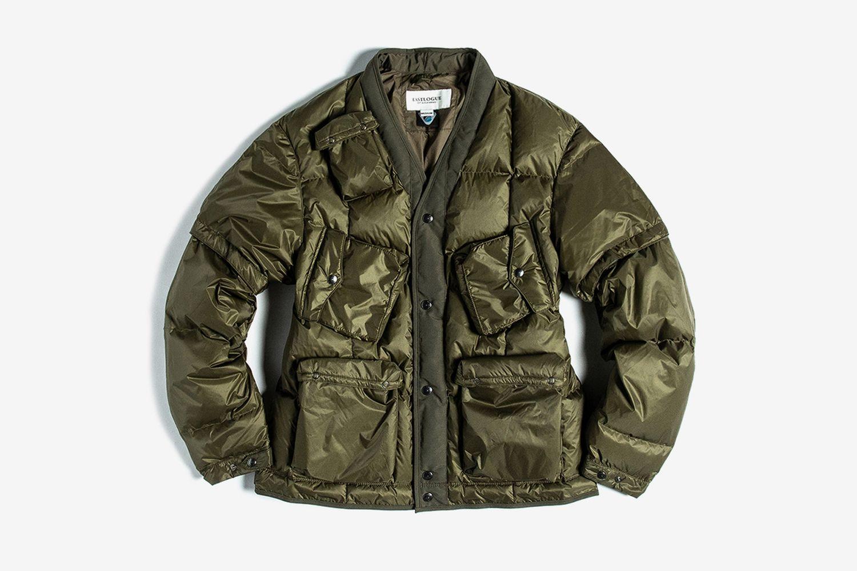 C-1 Down Jacket