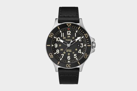Allied Coastline 43mm Watch