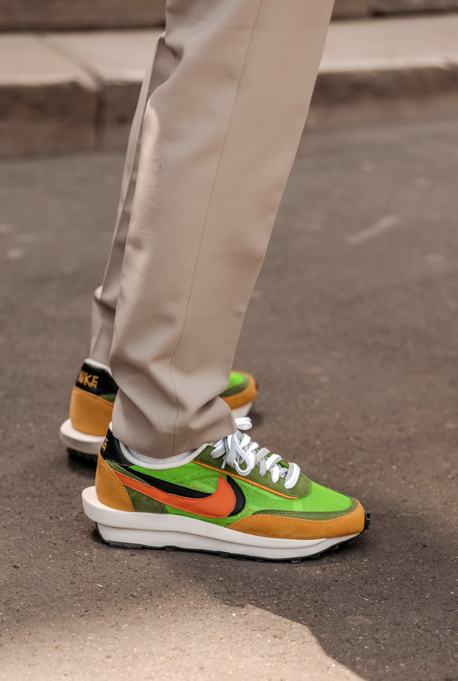 paris fashion week ss20 sneakers 01 Nike comme des garcons li ning