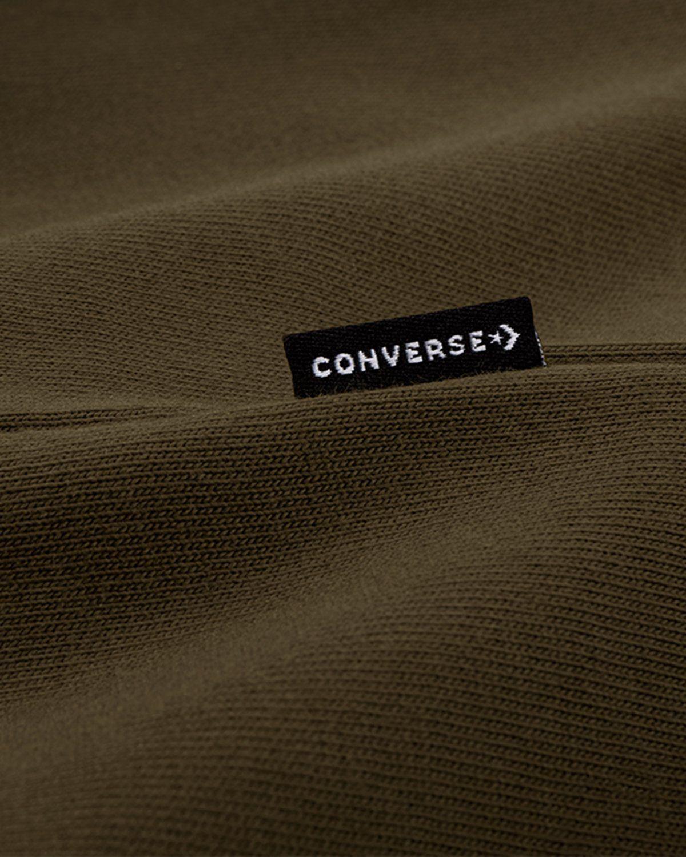 Converse x Kim Jones — T-Shirt Burnt Olive - Image 5