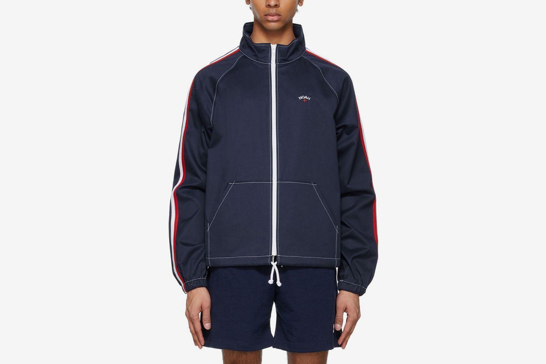 New Order Stripe Track Jacket