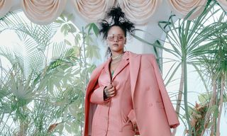 Rihanna Debuts Her First Fenty Collection in Partnership With LVMH