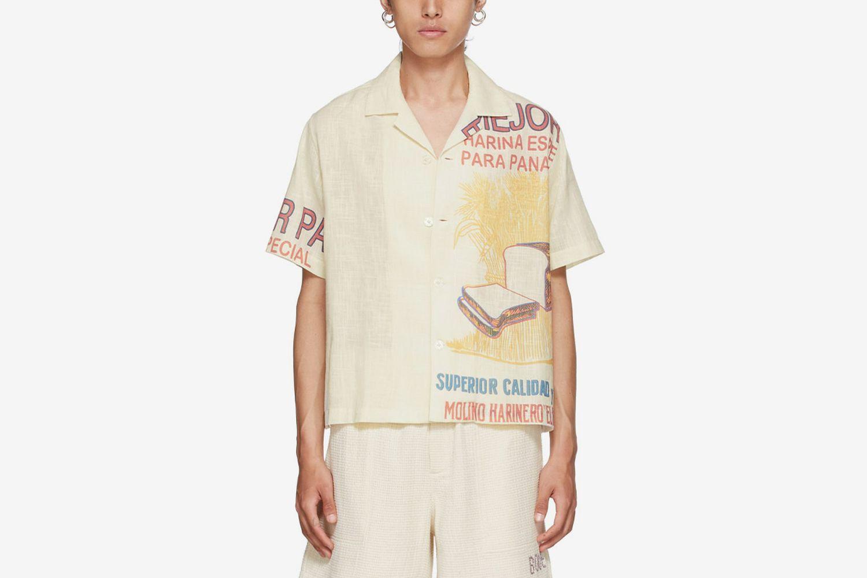 Bread Feedsack Shirt