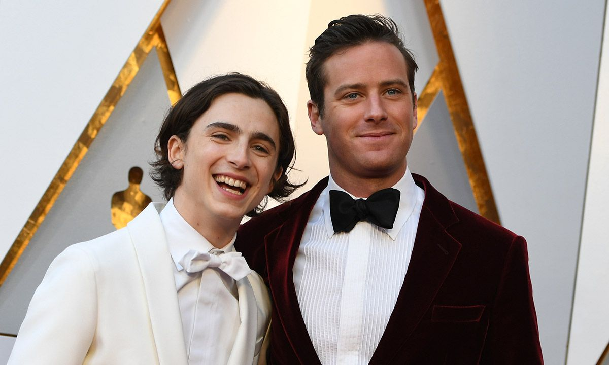 Call Me By Your Name 2 Timothée Chalamet Armie Hammer Are In