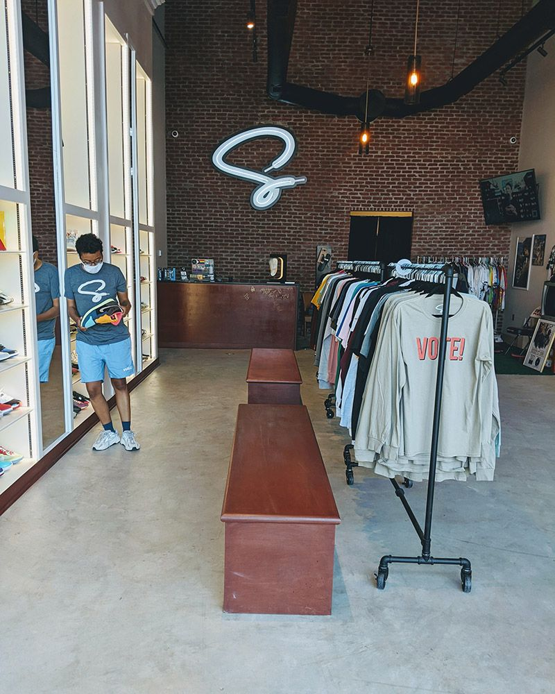 The Definitive Guide to Sneaker Stores Owned by Women 56