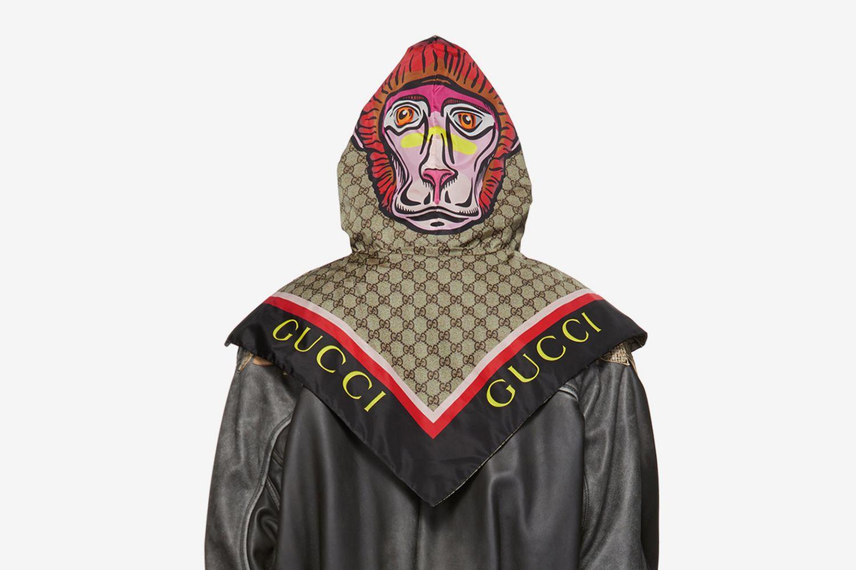 Monkey Hood