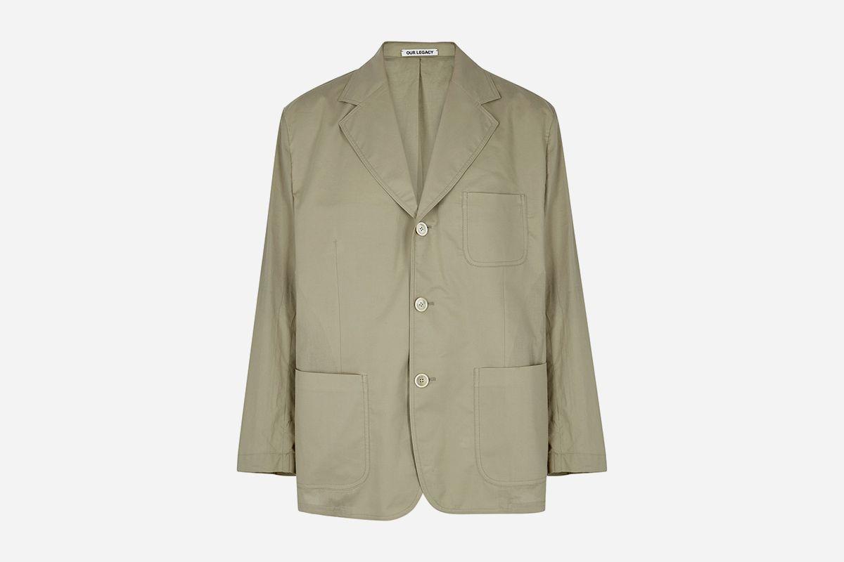 Club Olive Jacket