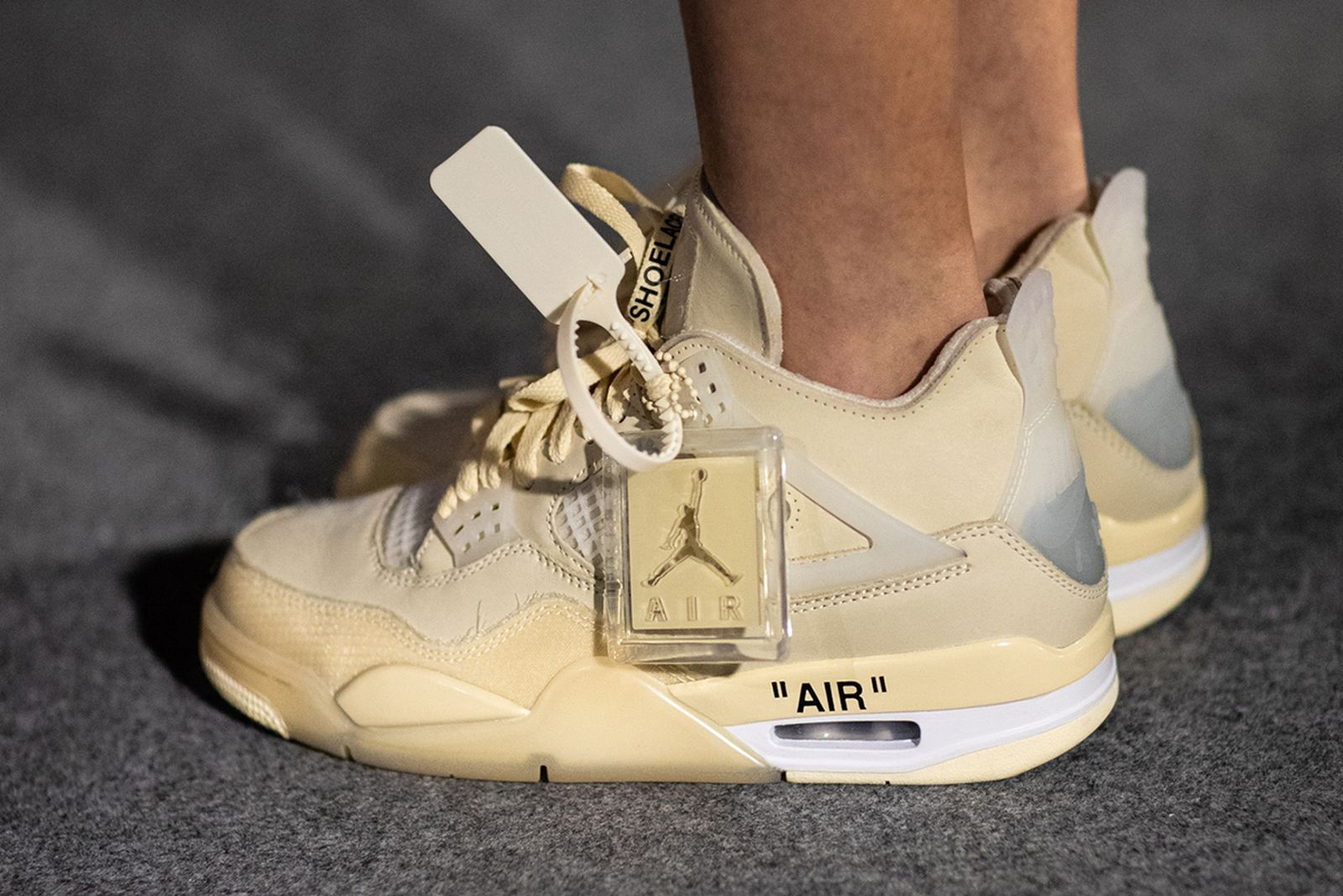 Off-White™ x Air Jordan 4: How & Where to Buy Today