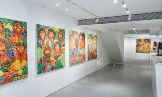 "Explore Koichi Sato's ""Ecstasy Journey"" at WOAW's New Hong Kong Space"