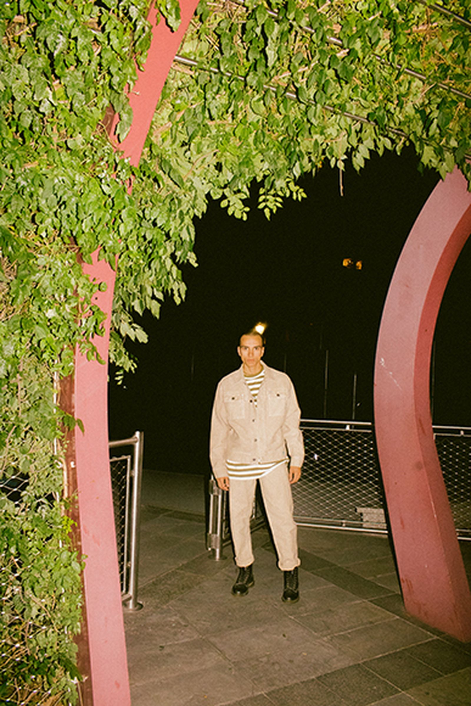 guess infinite archives fall 2018 Sheck Wes