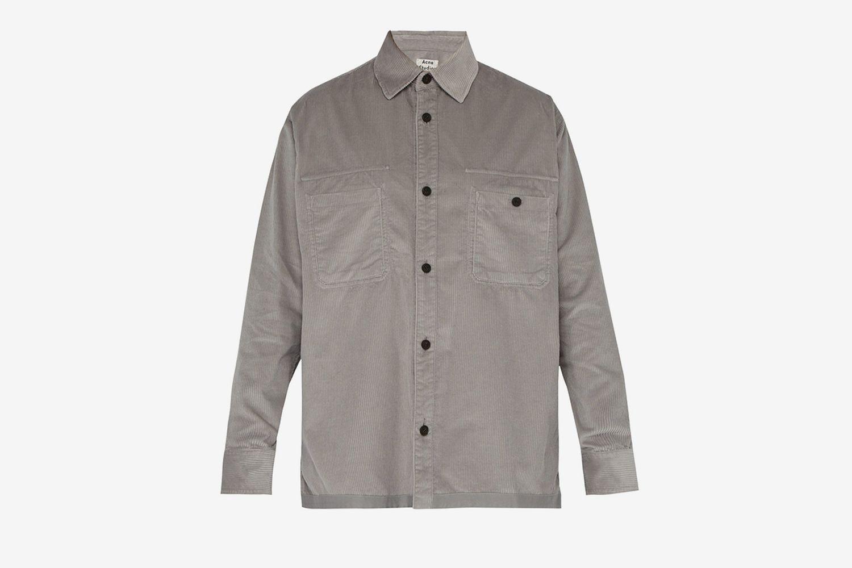 Sigurd Corduroy Shirt