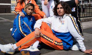 Kappa & K-Way Debut Co-Branded Sportswear Collection