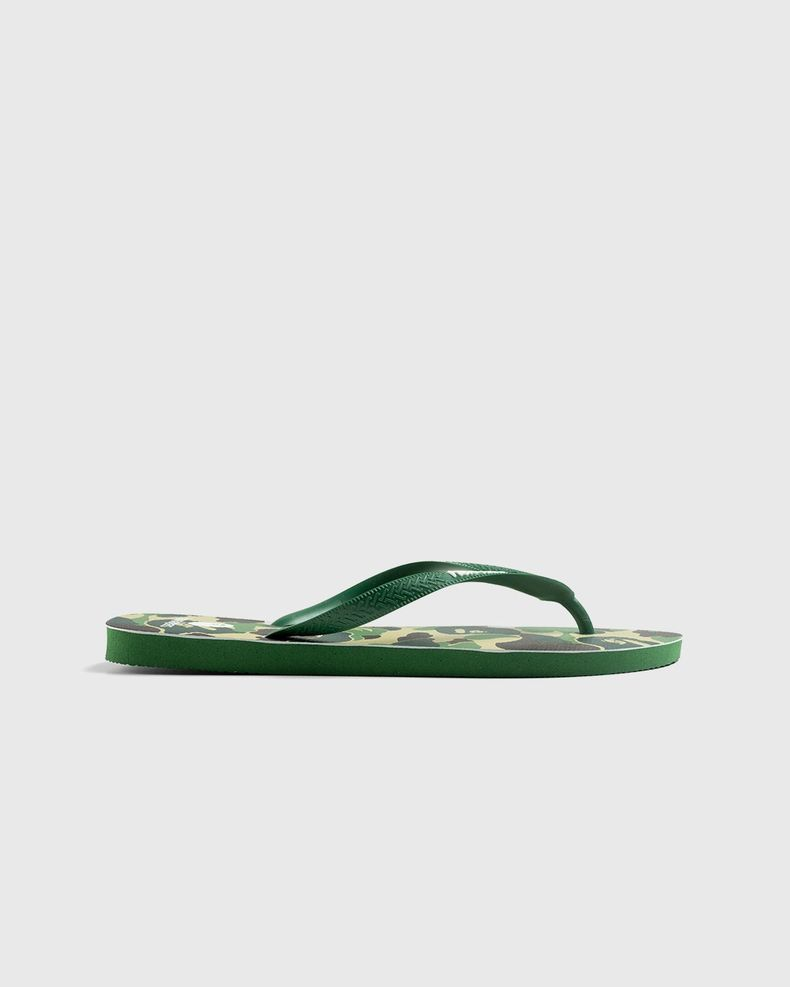 BAPE ® x Havaianas - Top Green
