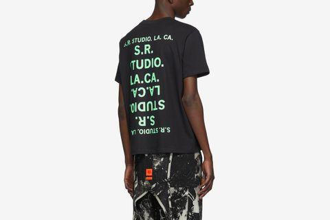 Unlimited Double Logo Basic T-Shirt