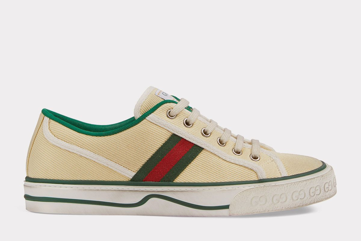 Gucci's Newest Sneaker Is Releasing in Miami for Art Basel 5