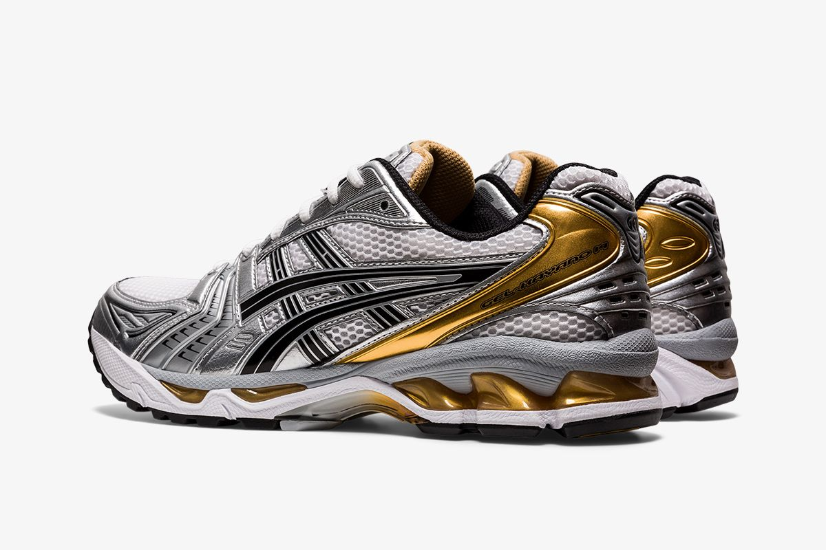 ASICS' GEL-KAYANO 14 Releases Today and Its a Retro-futuristic Dream 11