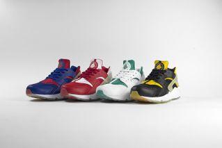 separation shoes cc68b 36327 Nike Air Huarache  City Pack