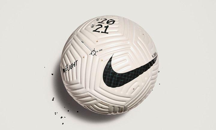 Nike Flight football product shot