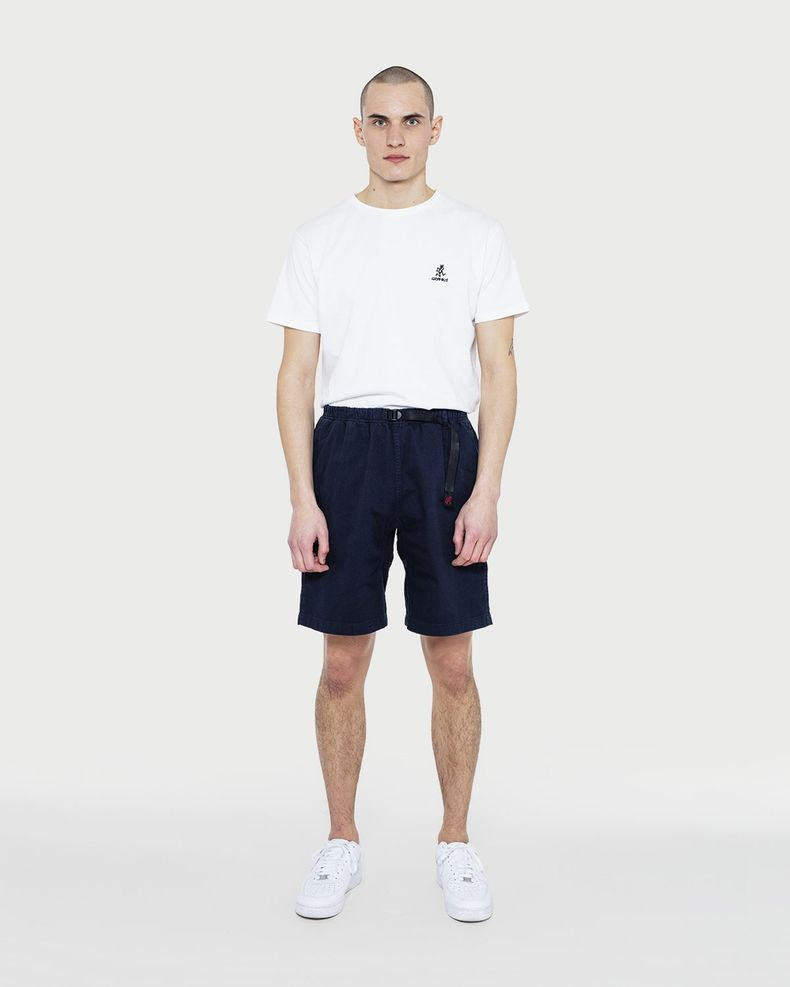 Gramicci — G-Shorts Double Navy
