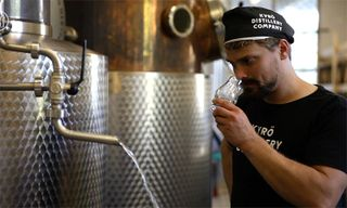 Take a Look Inside Some of Europe's Local Gin Distilleries