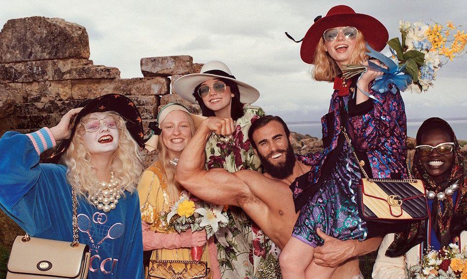 9884e8d67 Gucci Pre-Fall 2019 Campaign: View it Here