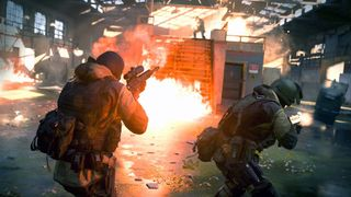 call of duty modern warfare gunfight Call of Duty: Modern Warfare Ps4 pro