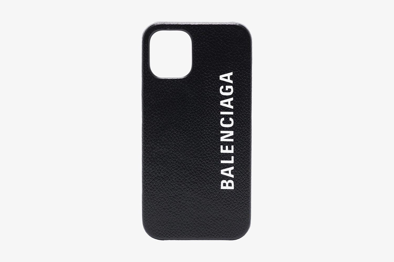 Black Cash IPhone 12 Case