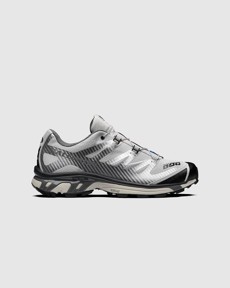 Salomon — XT-4 ADVANCED Silver Metallic/Lunar Rock/Black