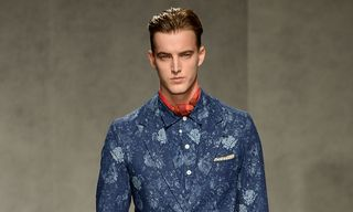Mexican Architecture Inspires Oliver Spencer Spring/Summer 2015