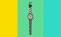 Komono and Happy Socks Pair up for Four Creative Timepieces